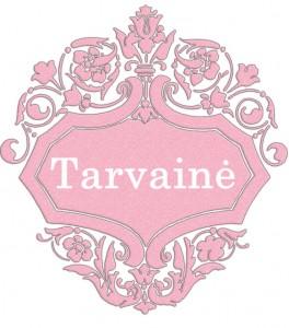 Tarvainė