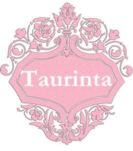 Taurinta
