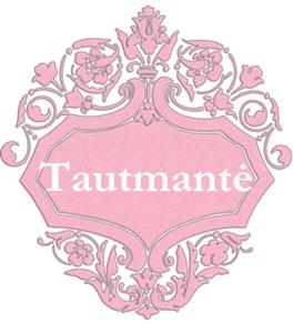 Tautmante