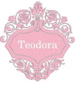 Vardas Teodora
