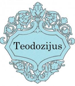 Vardas Teodozijus