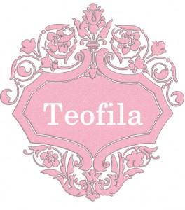 Teofila