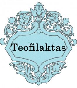 Teofilaktas
