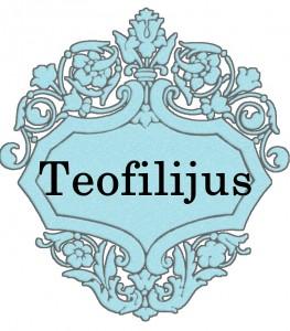 Teofilijus