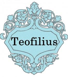 Teofilius