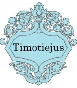 Vardas Timotiejus