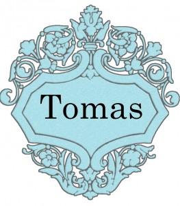 Vardas Tomas