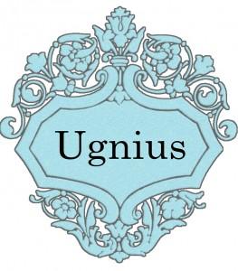 Vardas Ugnius