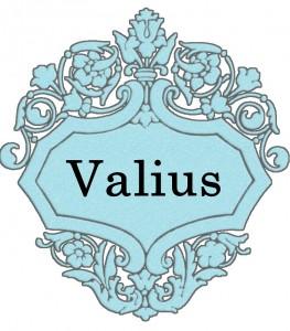 Vardas Valius
