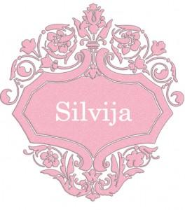 Vardas Silvija