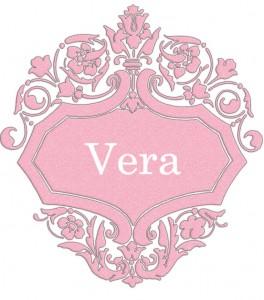 Vardas Vera