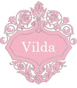 Vardas Vilda