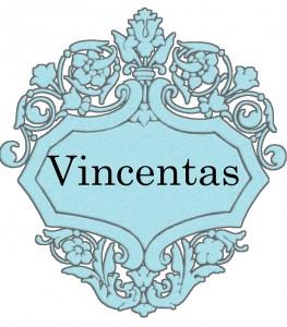 Vardas Vincentas
