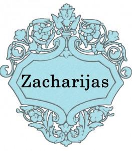 Vardas Zacharijas