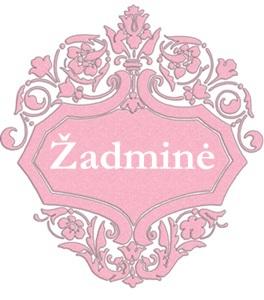 Zadminė