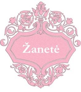 Zanetė