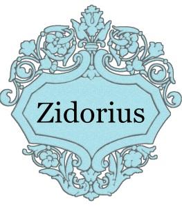 Zidorius