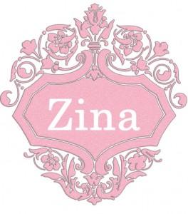 Vardas Zina