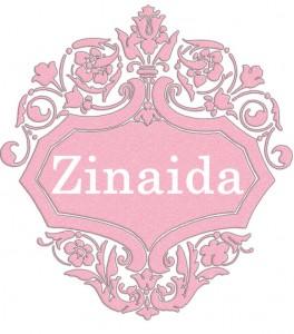 Vardas Zinaida