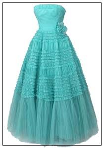 5 vintage suknia
